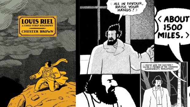 louis riel graphic novel pdf